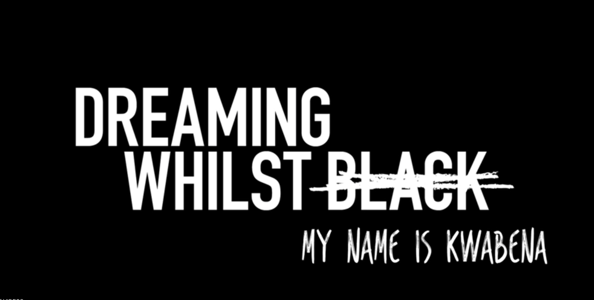 Dreaming Whilst Black (United Kingdom)