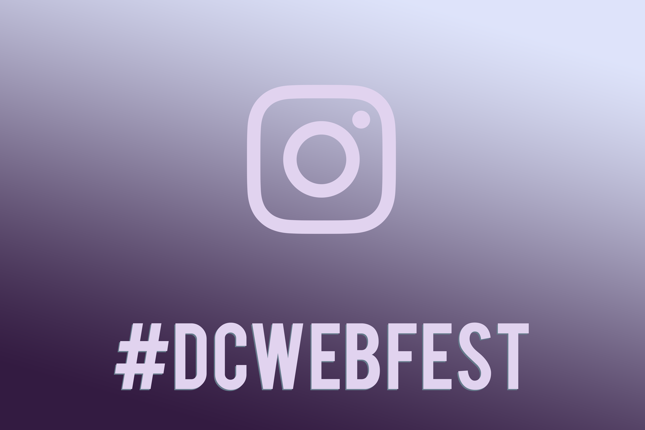 Thank you for sharing your pics to #dcwebfest!