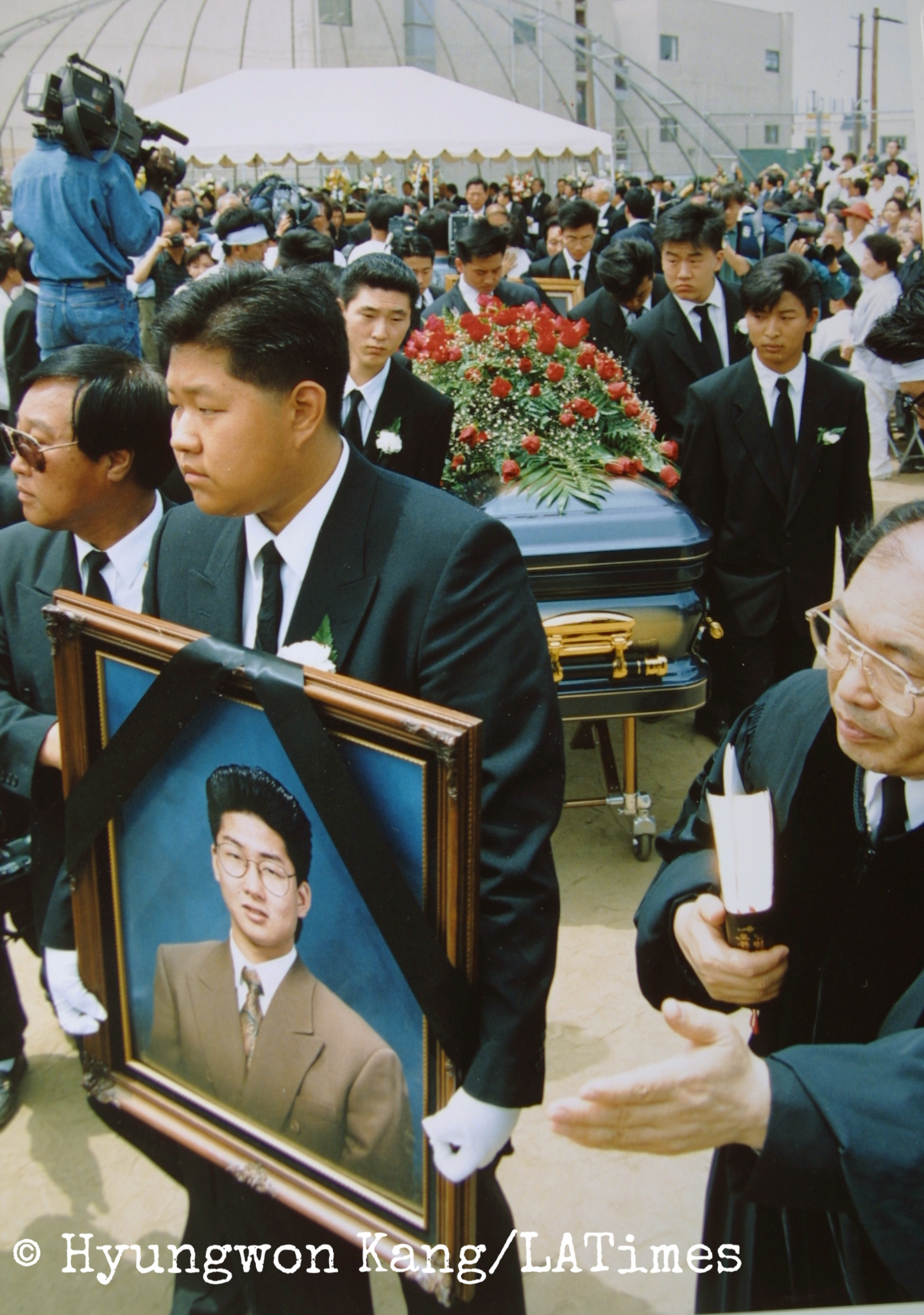 Eddie Lee laid to rest