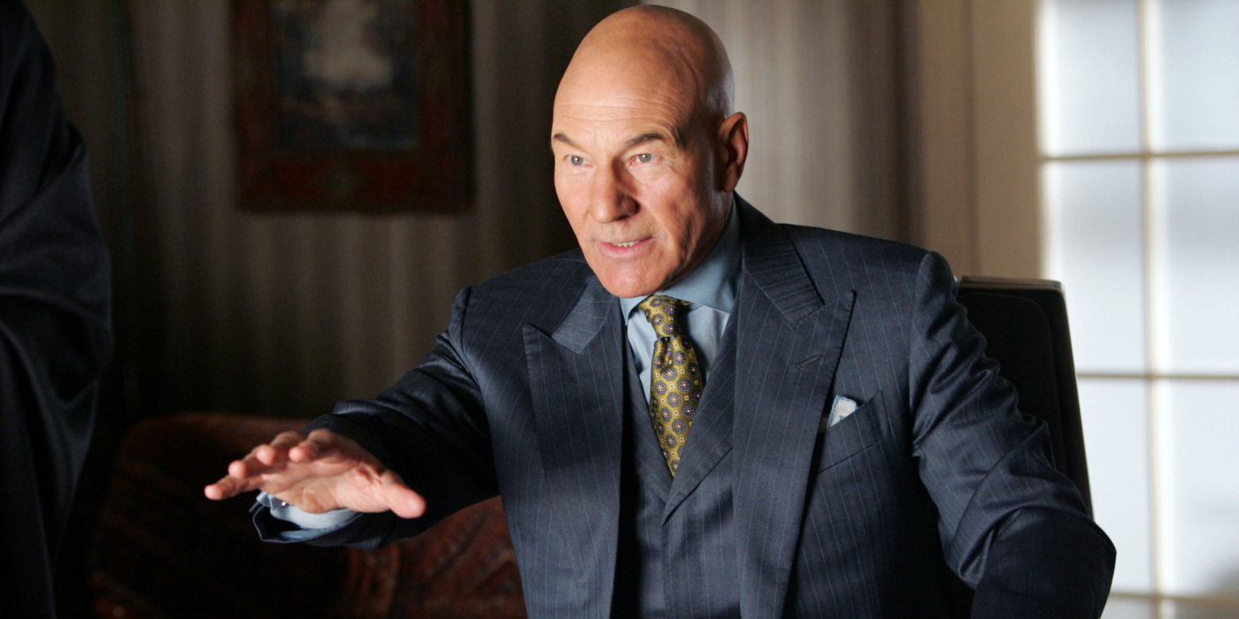EVERY APPEARANCE OF PROFESSOR X EVER  | Photo Credit: 20th Century Fox