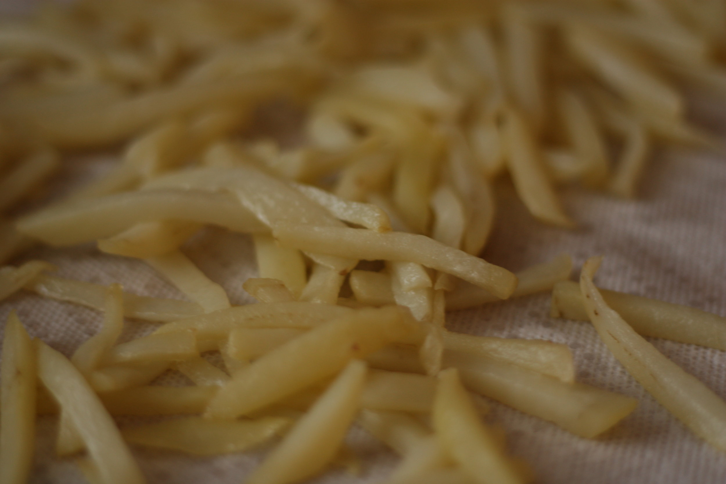 soggy fries