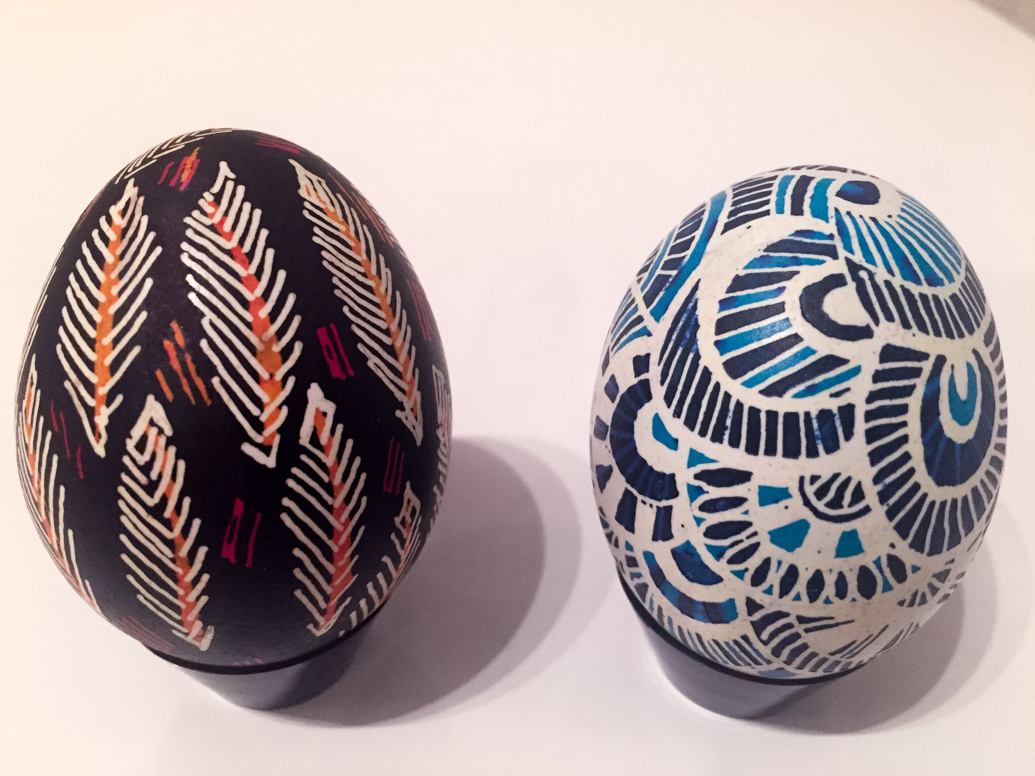 Psyanky - Ukrainian Easter Eggs