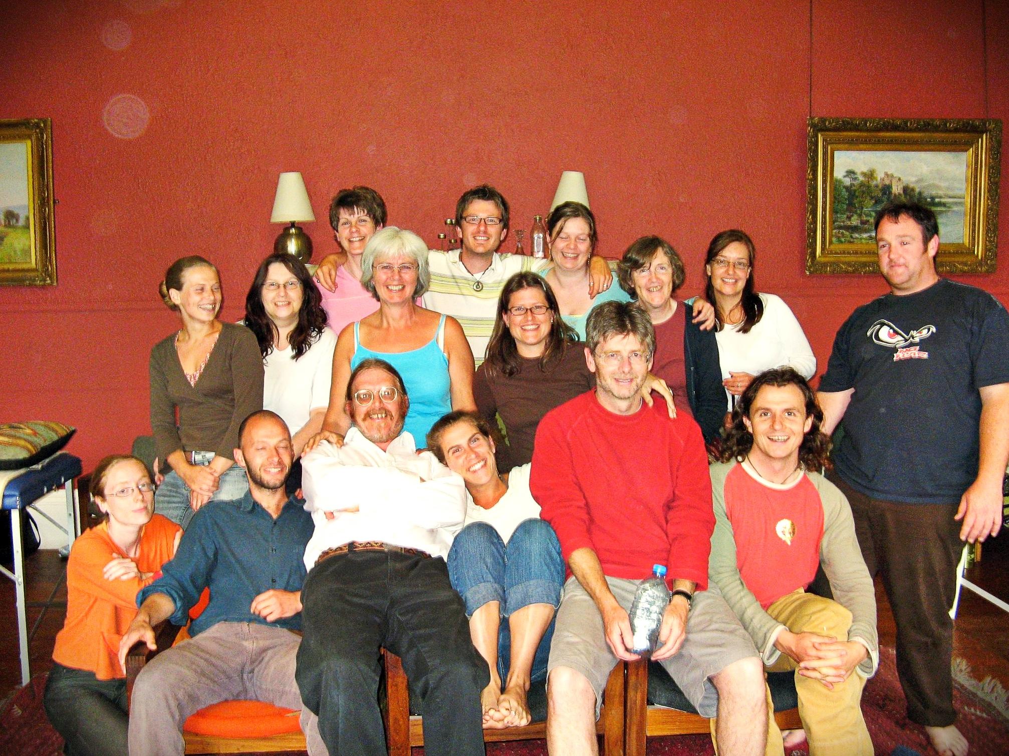 Scottish School of Herbal Medicine Class of 2006