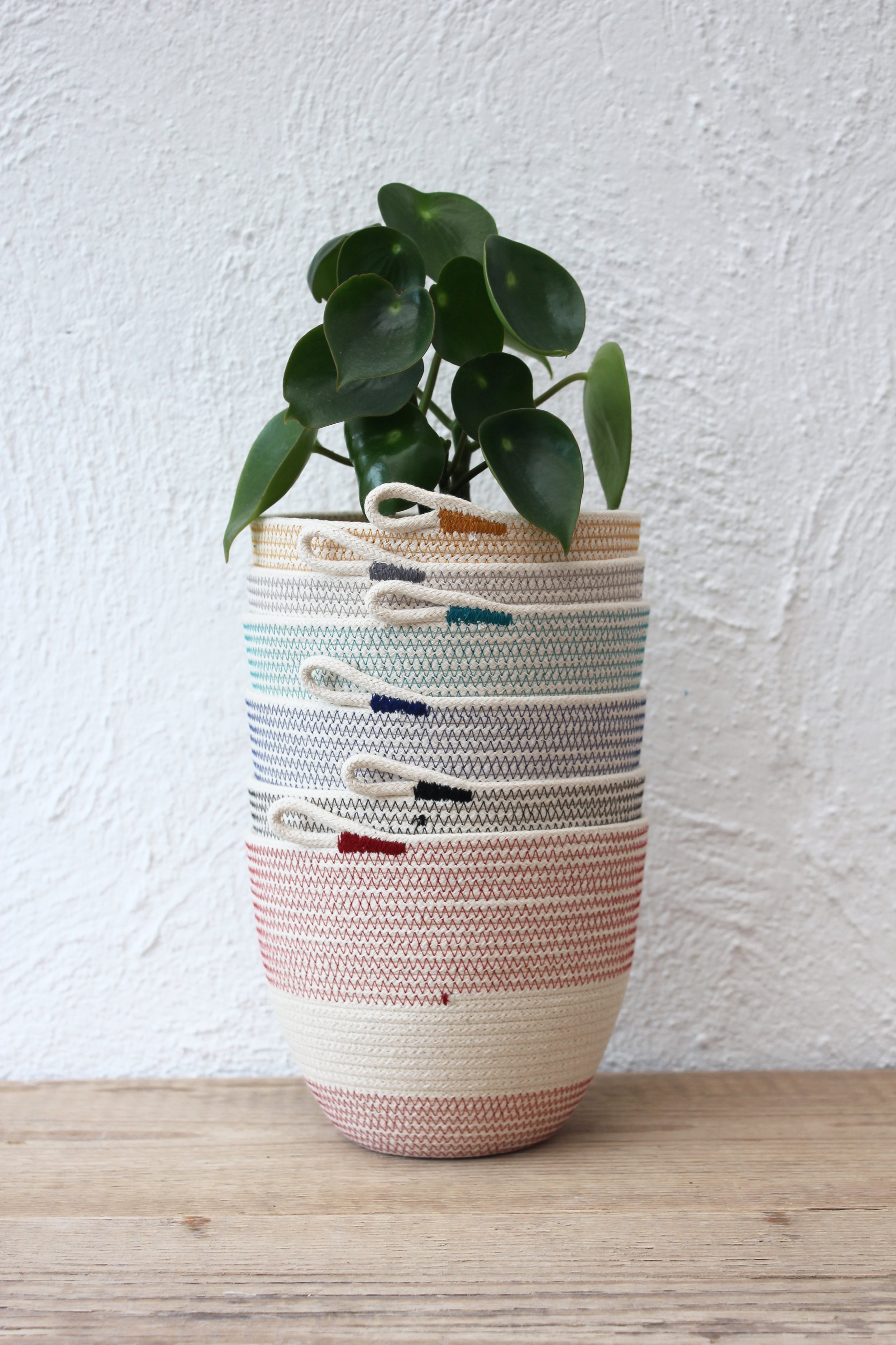 Striped planters A/W 2018