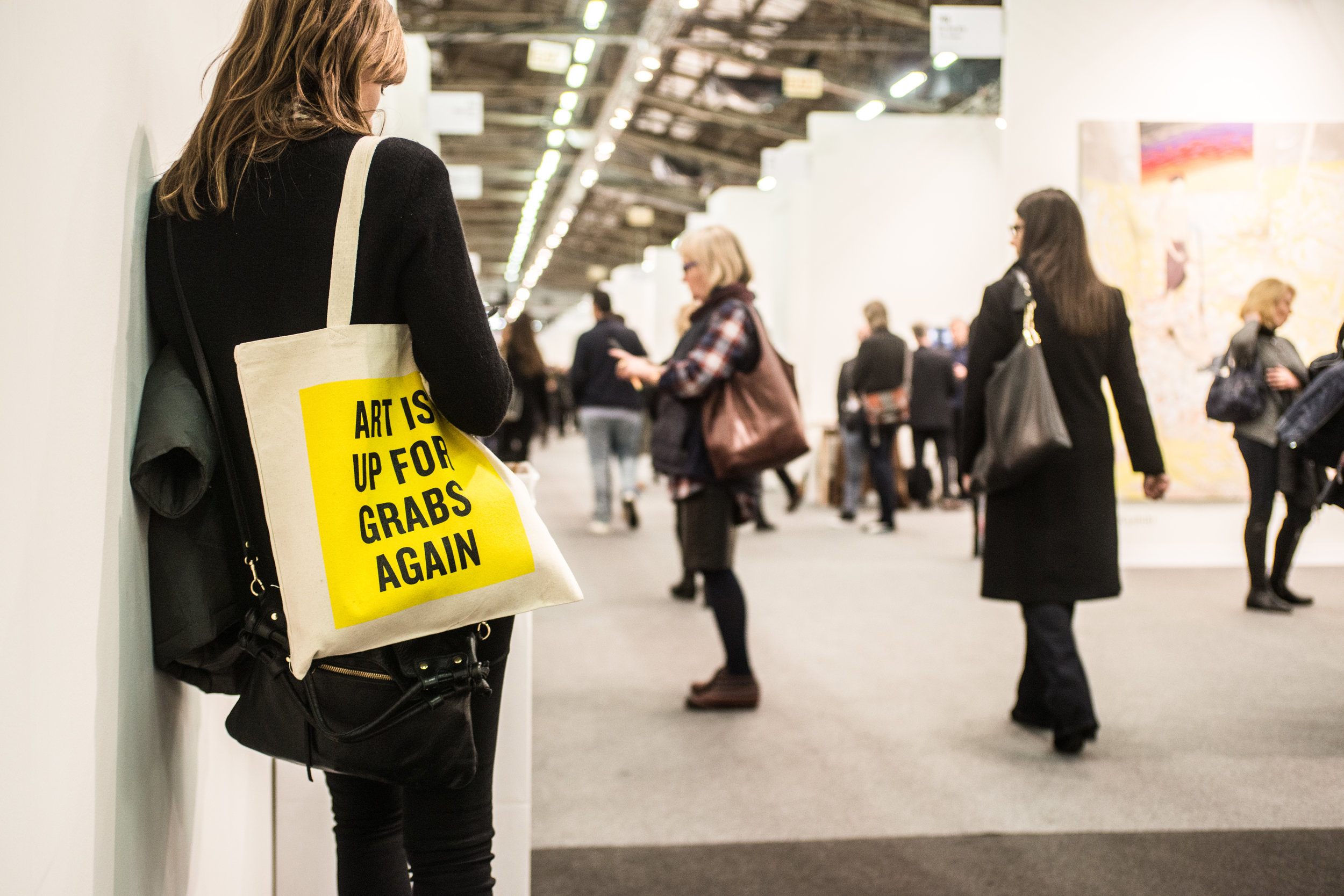 Photograph by Teddy Wolff   Courtesy of The Armory Show