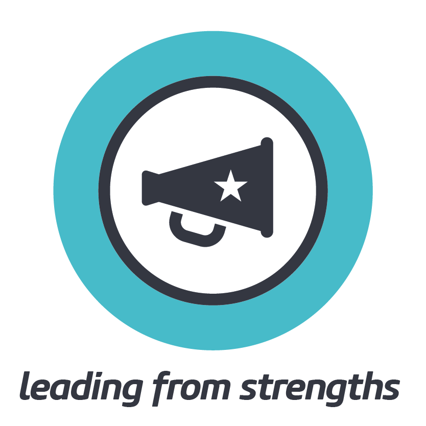 LEADING FROM STRENGTHS    Lead authentically through your innate talents and know what your people need from you.