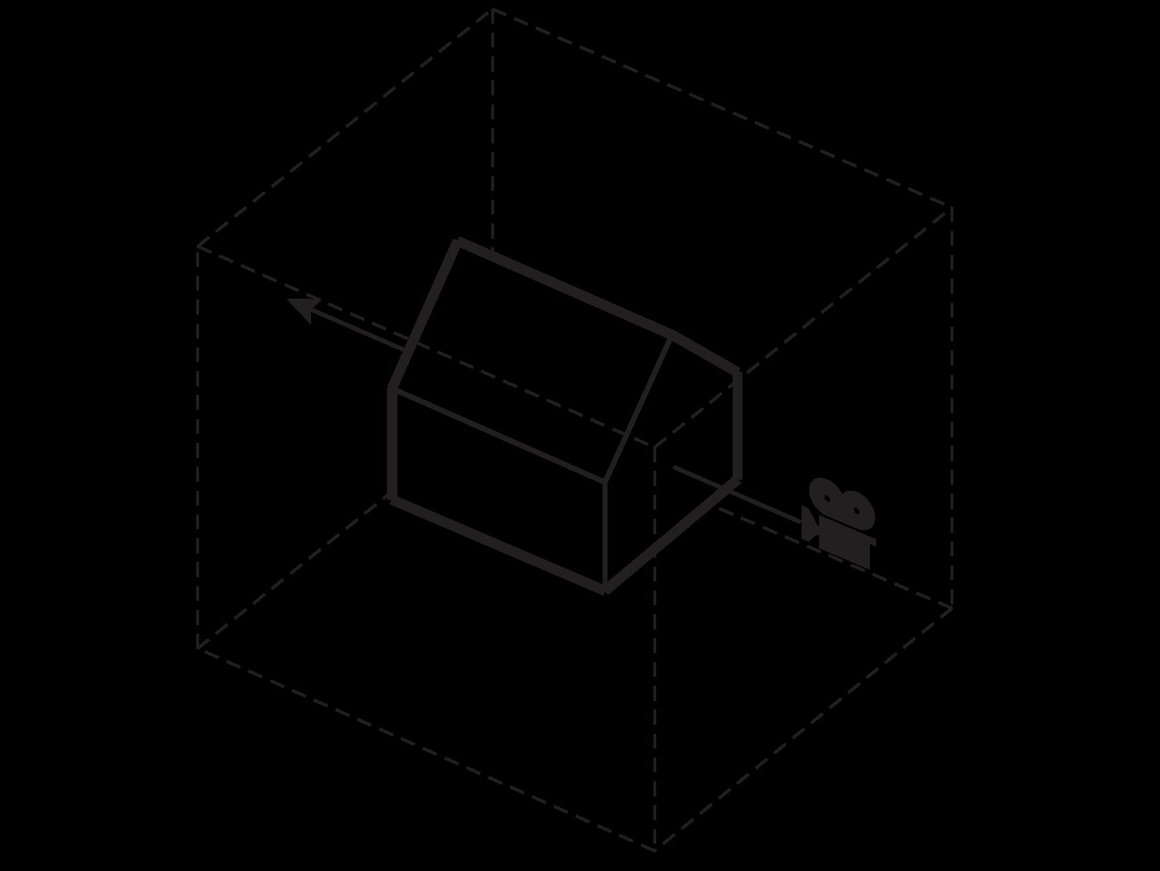 '2d' View (Orthagonal)