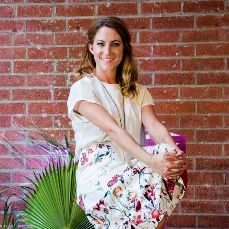 """Bess Wyrick, Creative Director     """"Kate is a powerhouse. She is one of the smartest, most ambitious and energetic people that I know. She understands entrepreneurs at a profound level."""""""