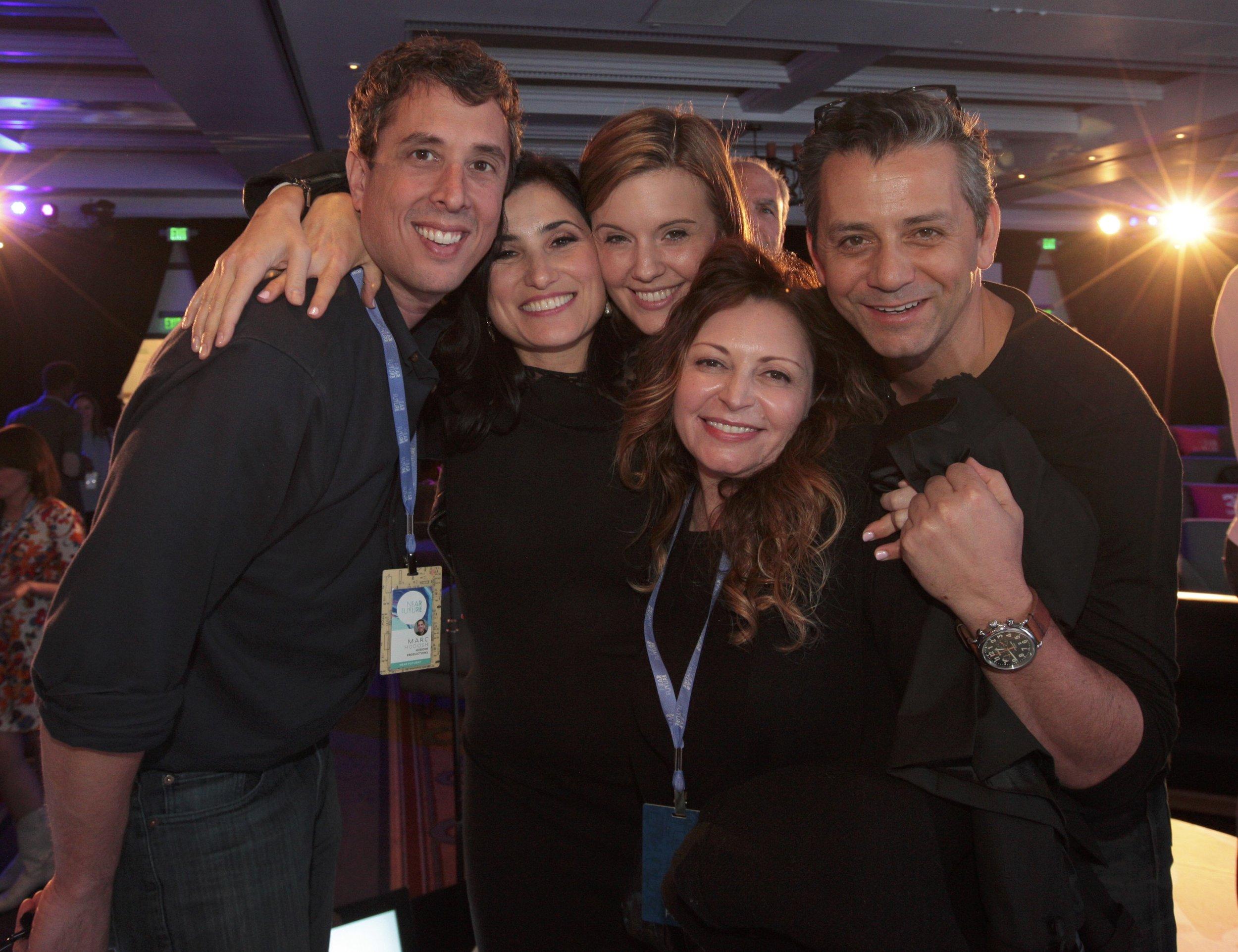 2016- Marc Hodosh, Zem Joaquin, Maggie Grace, Tatiana Litvin, Eric Hirshberg.jpg