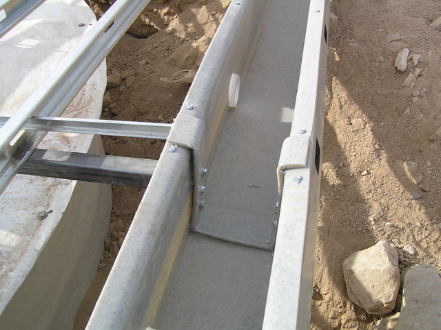 Water Collection Gutter System In Arizona