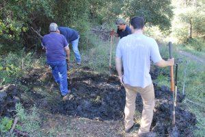 NWTF Crew Preps Ground For Guzzler