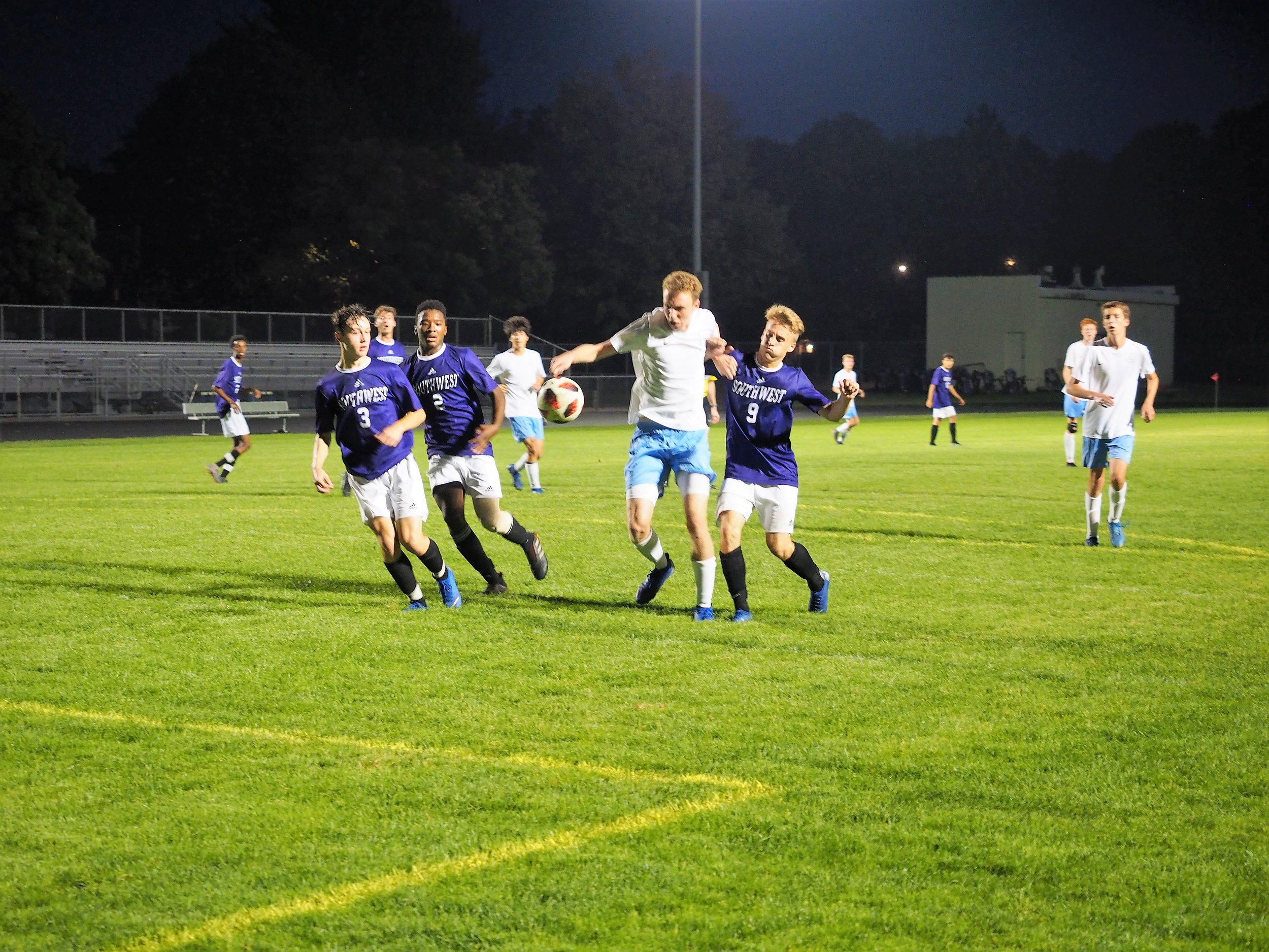 KNOW IT.   Find varsity schedules, scores, standings, and rankings.   MN Soccer Hub
