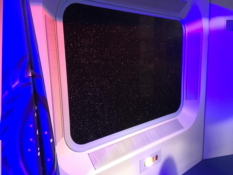 Viewscreen Inside Briefing Room ©2017 David R. George III