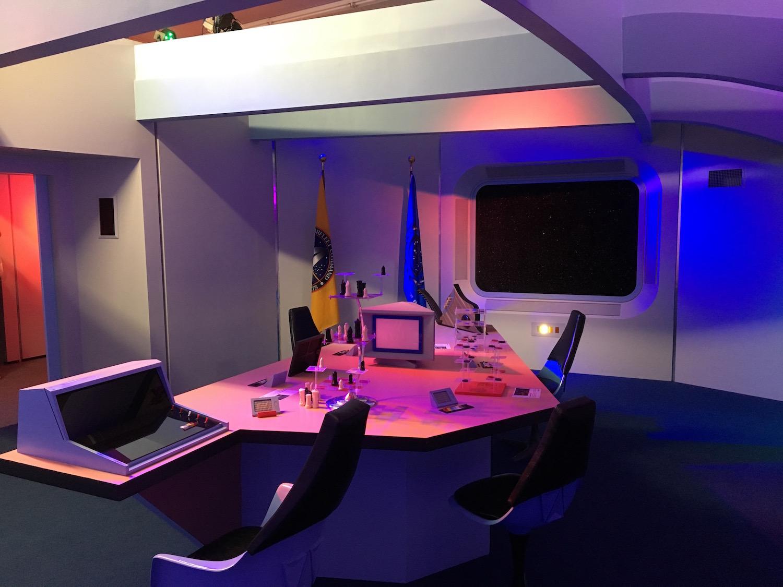 Inside Briefing Room ©2017 David R. George III