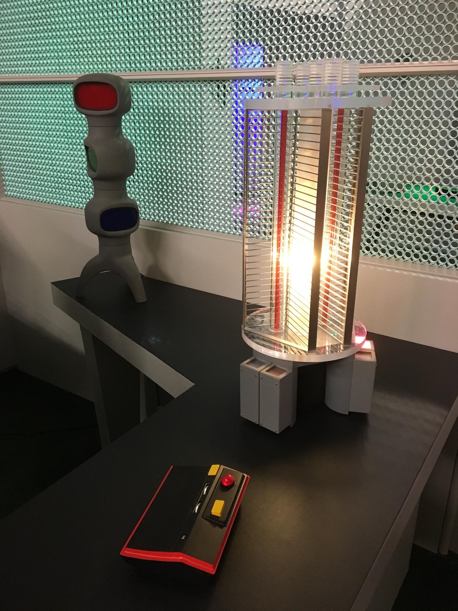 Equipment Inside Evaluation Laboratory ©2017 David R. George III