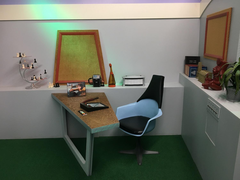 Captain Kirk's Desk ©2017 David R. George III