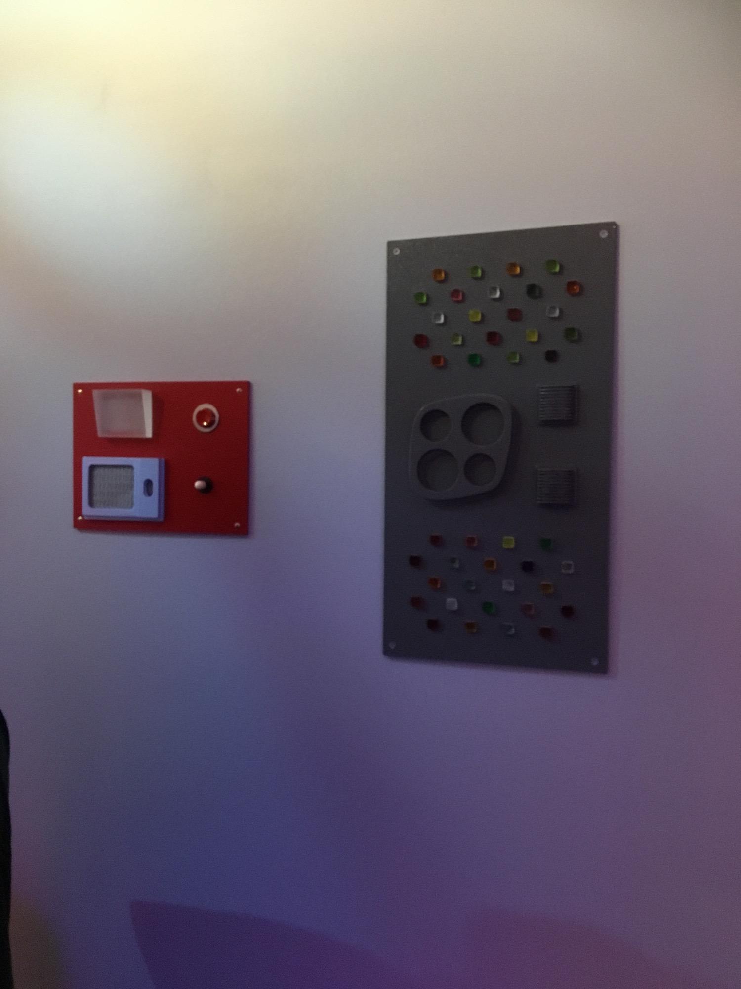 Intercom Panel and Equipment in Corridor ©2017 David R. George III