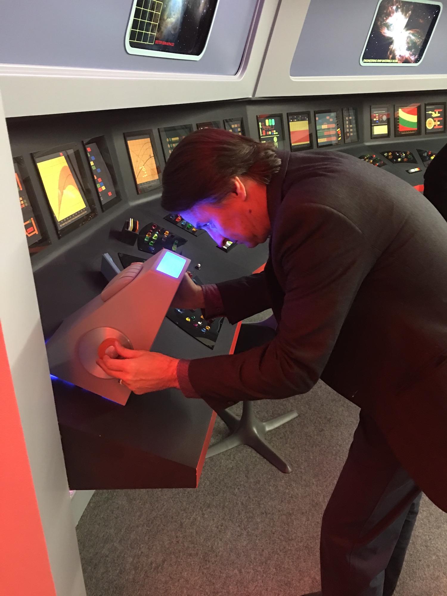 DRG III at the Sciences Station Scanner ©2017 Karen Ragan-George