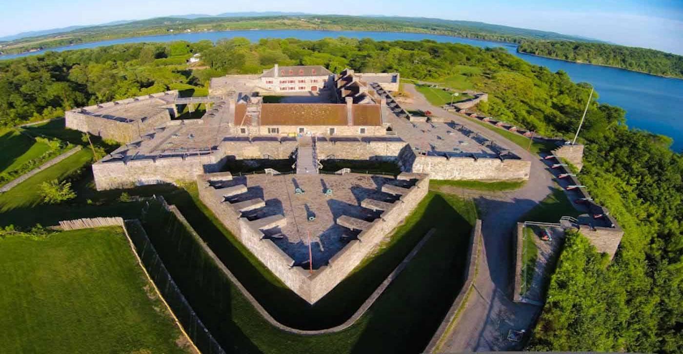 Fort Ticonderoga © Fort Ticonderoga Association