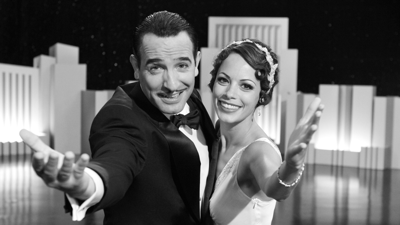 Jean Dujardin and Bérénice Bejo in  The Artist