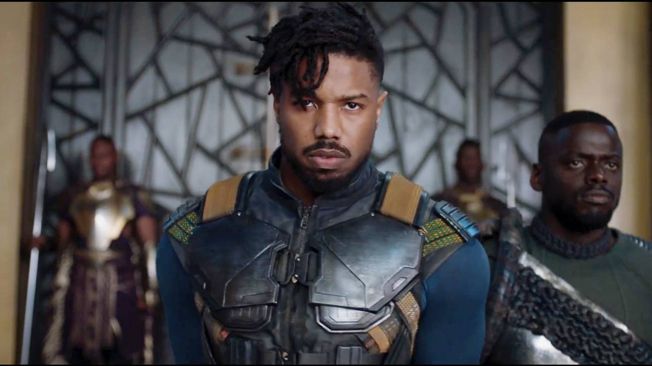 Michael B. Jordan as Killmonger