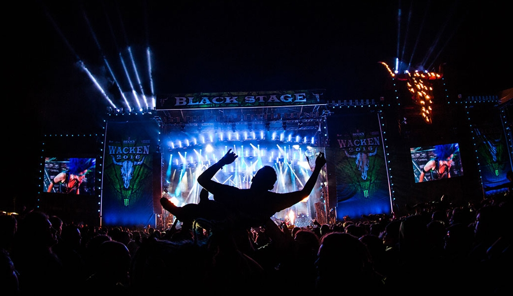 Patrick Schneiderwind / Wacken Open Air
