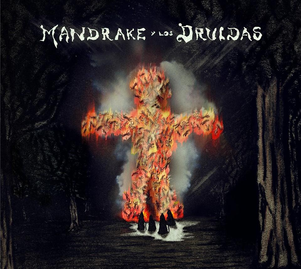 Mandrake y Los Druidas