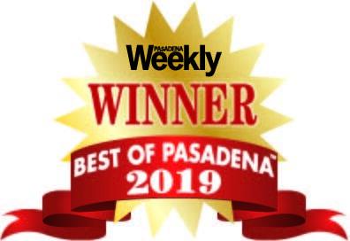 Winner - Best of Pasadena 2019 - Best Enrichment Best Place to Dance