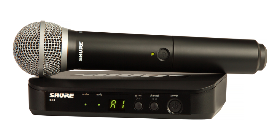 WIRELESS MICS SYSTEM