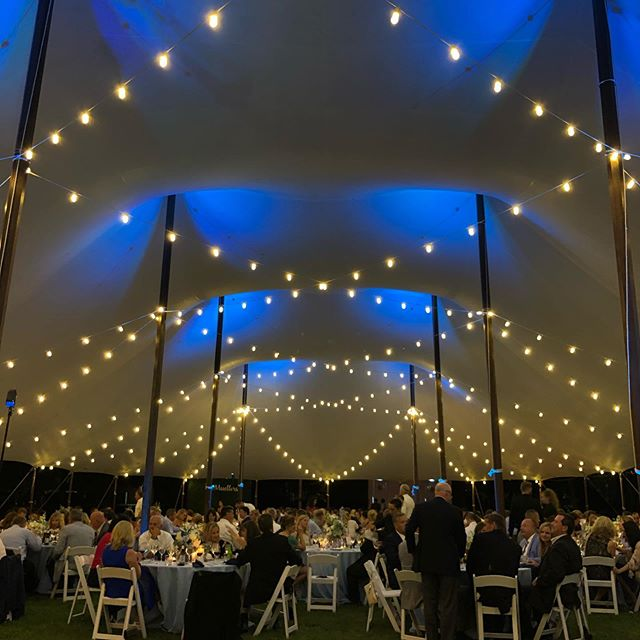 Celebrating Madeline and Haven's #bestdayever at @morganparkacademy ! Feeding the crowd and getting pumped for the #danceparty !!! #love #southsidechicago #chauvetdj #uplighting #weddinguplighting