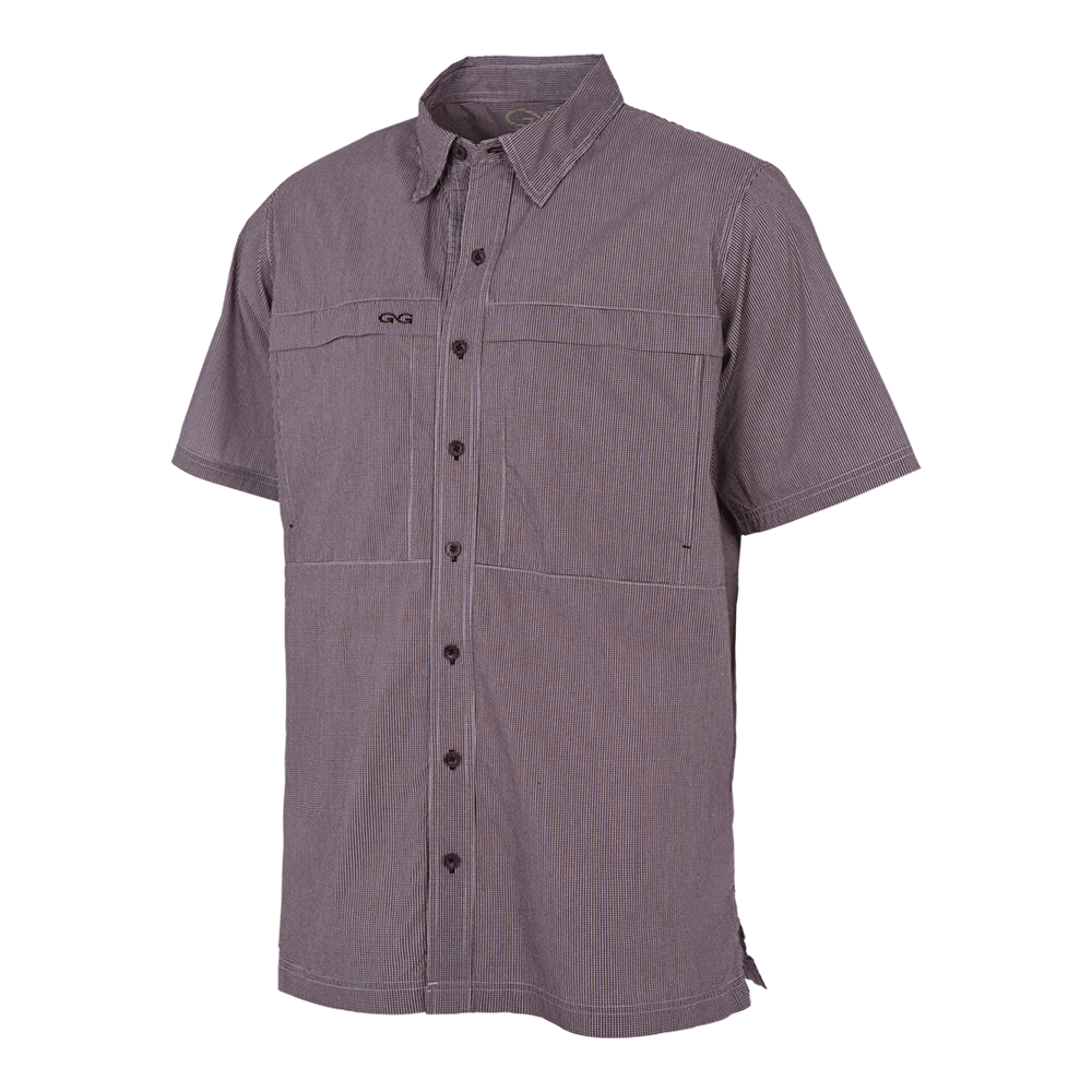 MicroCheck Cotton Shirts -