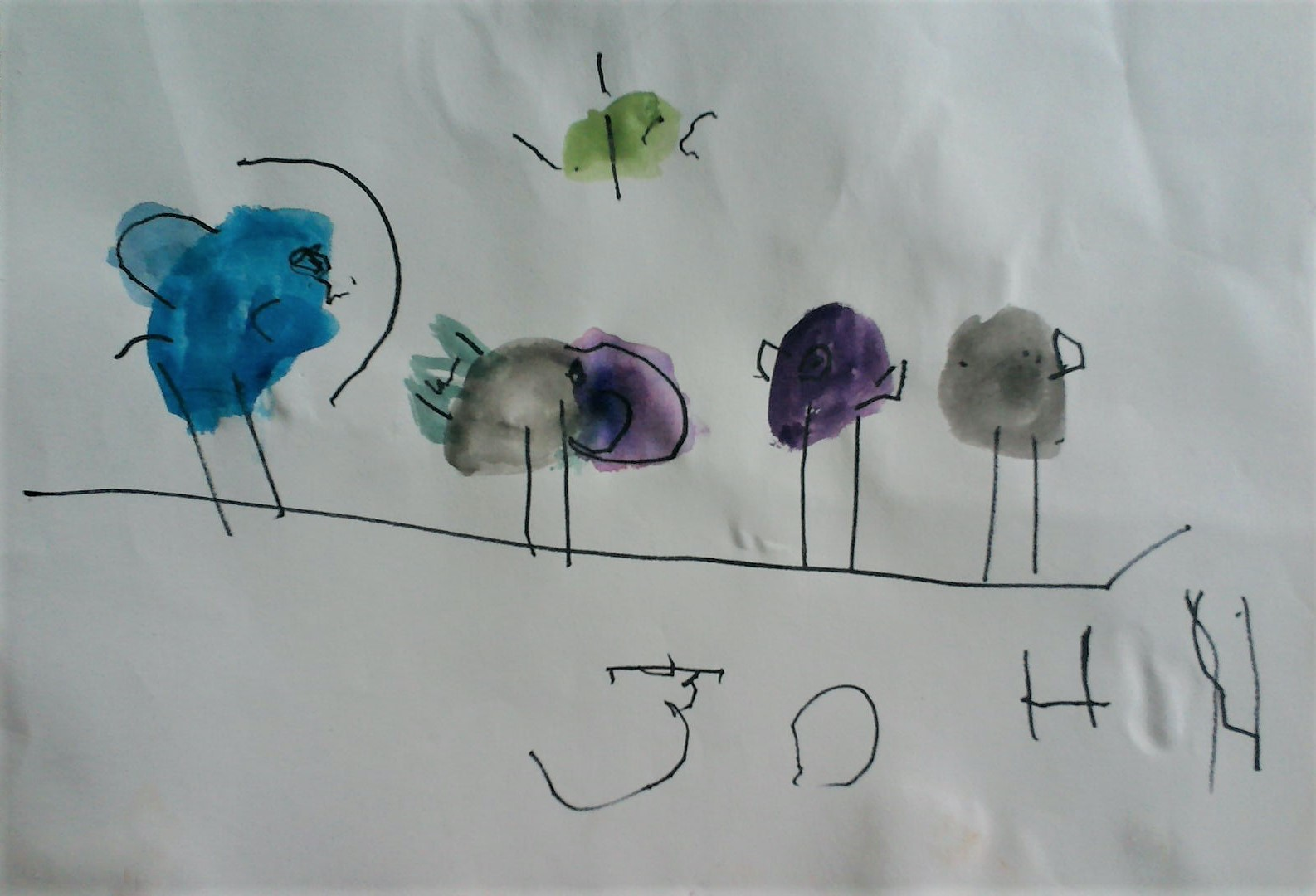 By John, 2 years old