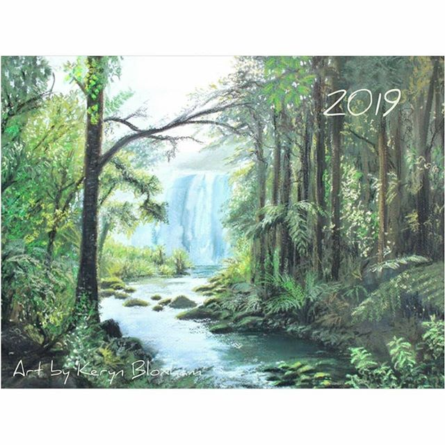 ⠀⠀⠀⠀⠀⠀⠀⠀⠀ Art calendars for 2019 are also available! Swipe to see all the images in the calendar ☺ Would you like one for free? Head on over to my Facebook page and share my calendar post for a chance to win! Or buy one for another chance to win ☺ $30 each including postage in NZ.  For my photography calendar, check my last post! ⠀⠀⠀⠀⠀⠀⠀⠀⠀ What is your favourite picture in the calendar and why? I would love to hear your thoughts! ⠀⠀⠀⠀⠀⠀⠀⠀⠀