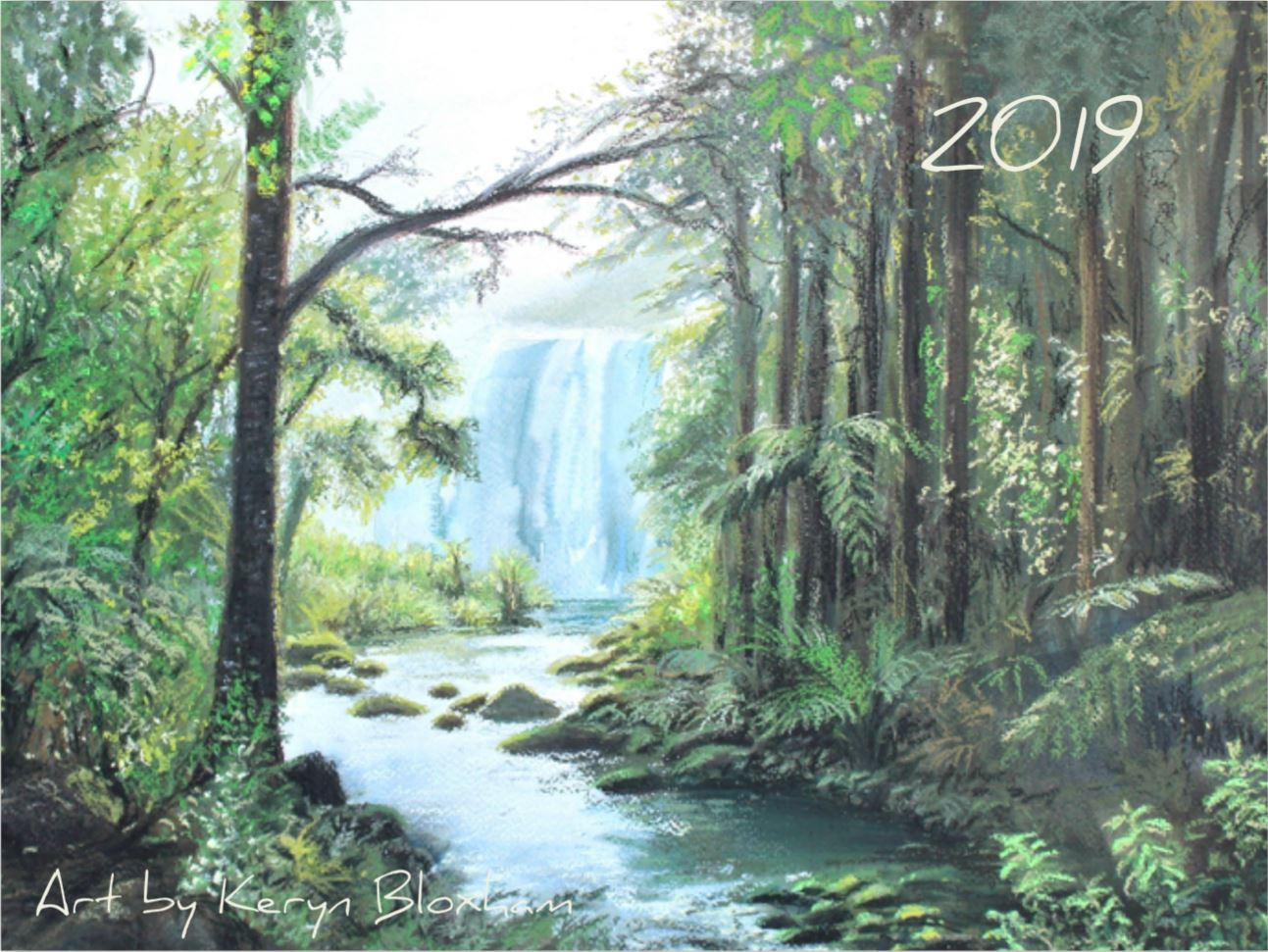 2019 Art calendar front.JPG