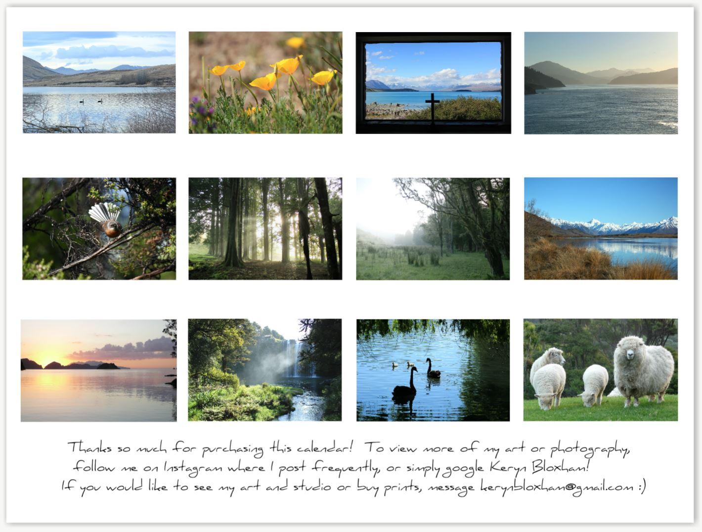 2019 Photography calendar back.JPG