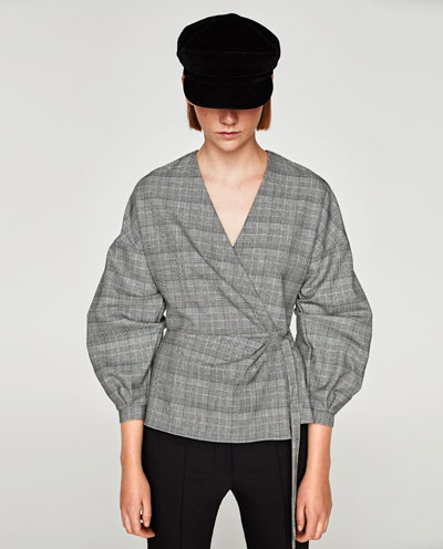 Side Tie Top, $69.90