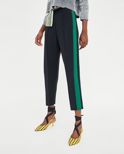 Side Tab Pants