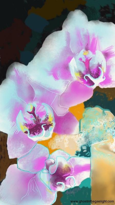 ghost-flowers