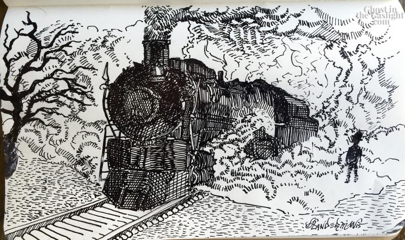 inktober23-locomotive