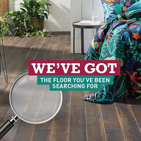 We've got the floor you've been searching for. Our latest digital campaign for @choicesflooring ➖