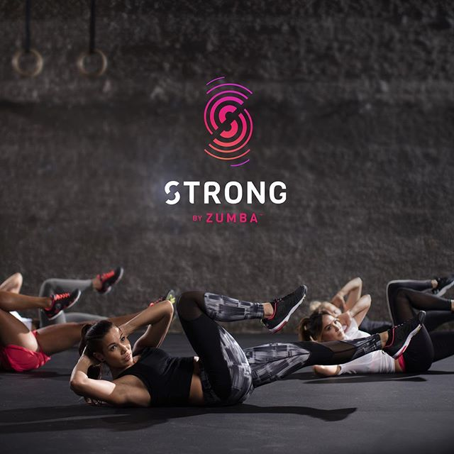 Live Streaming class tonight @7:15p!  If you've always been curious about what a STRONG by Zumba ® class is like, or just wanna see us get it poppin', tune in!! #strongbyzumba #sync #groupfitness #groupfitnessinstructor #batteryparkcity