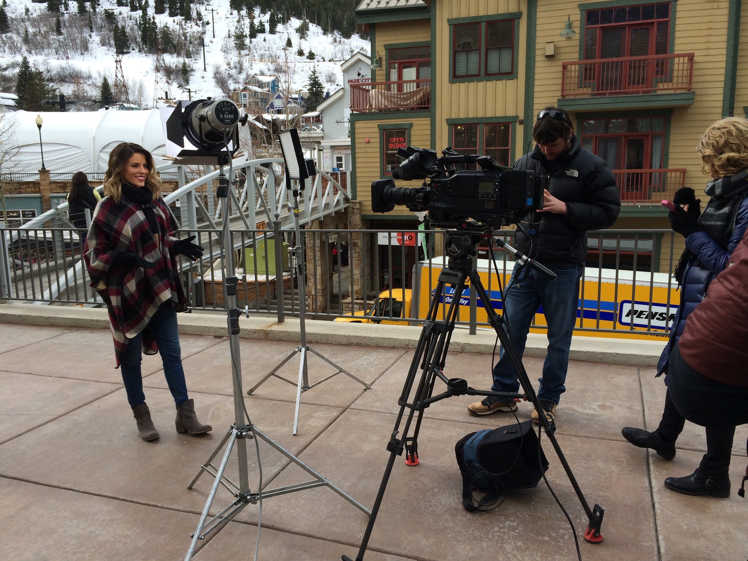 Access Hollywood Sundance Film Festival