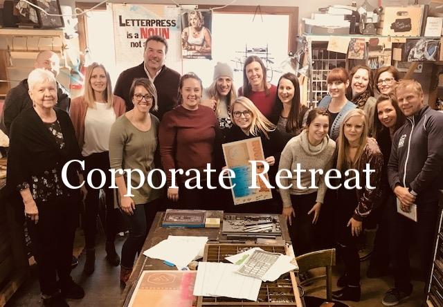 Corporate Retreat
