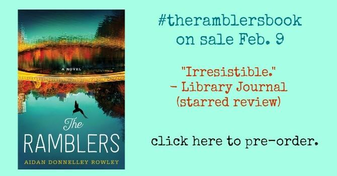 ramblers banner