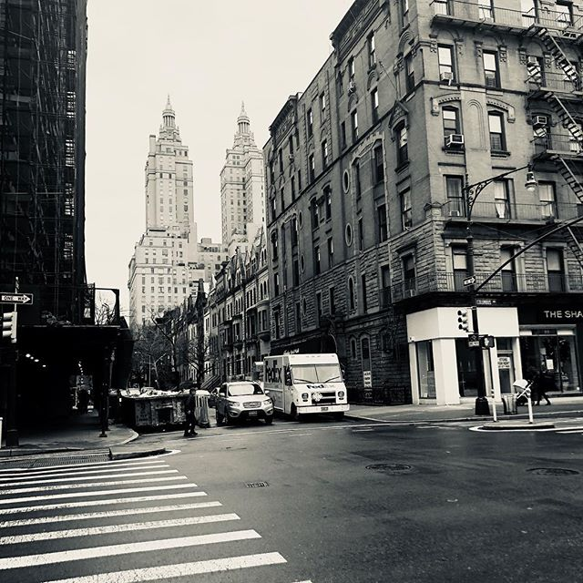 Love this city. Even in the rain. ❤️ #nyc