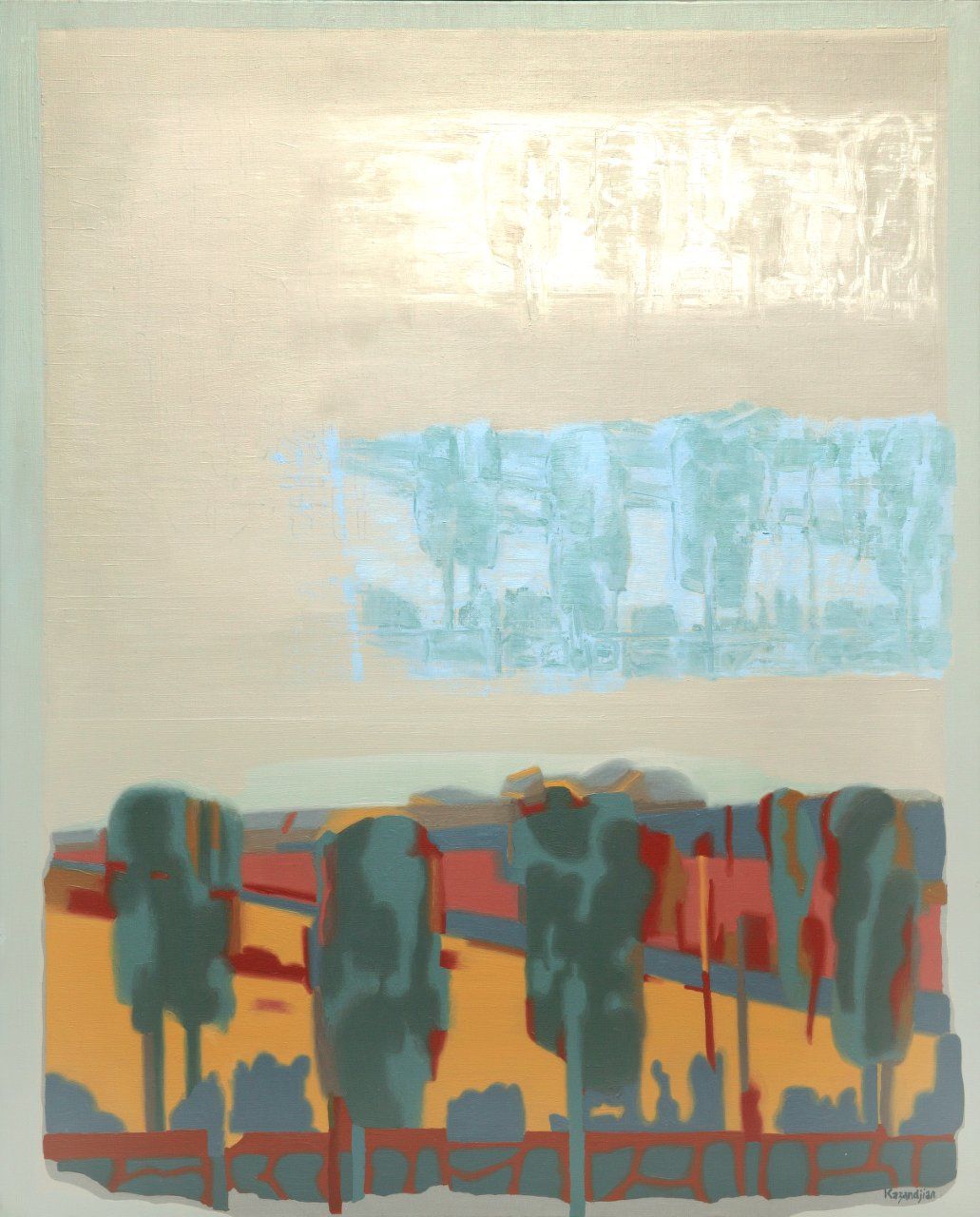 Three Sequences of a Landscape