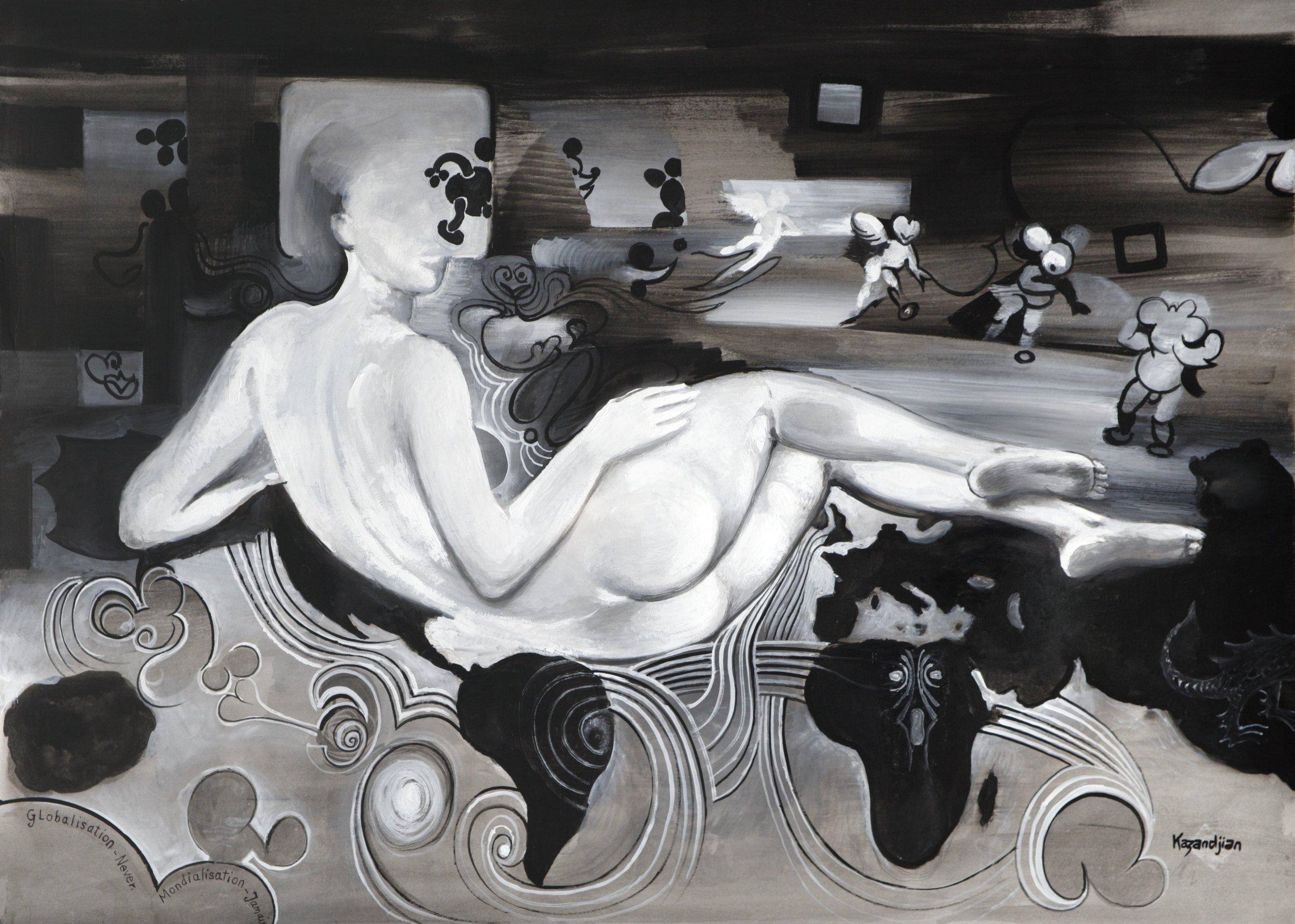 Venus at Disneyland