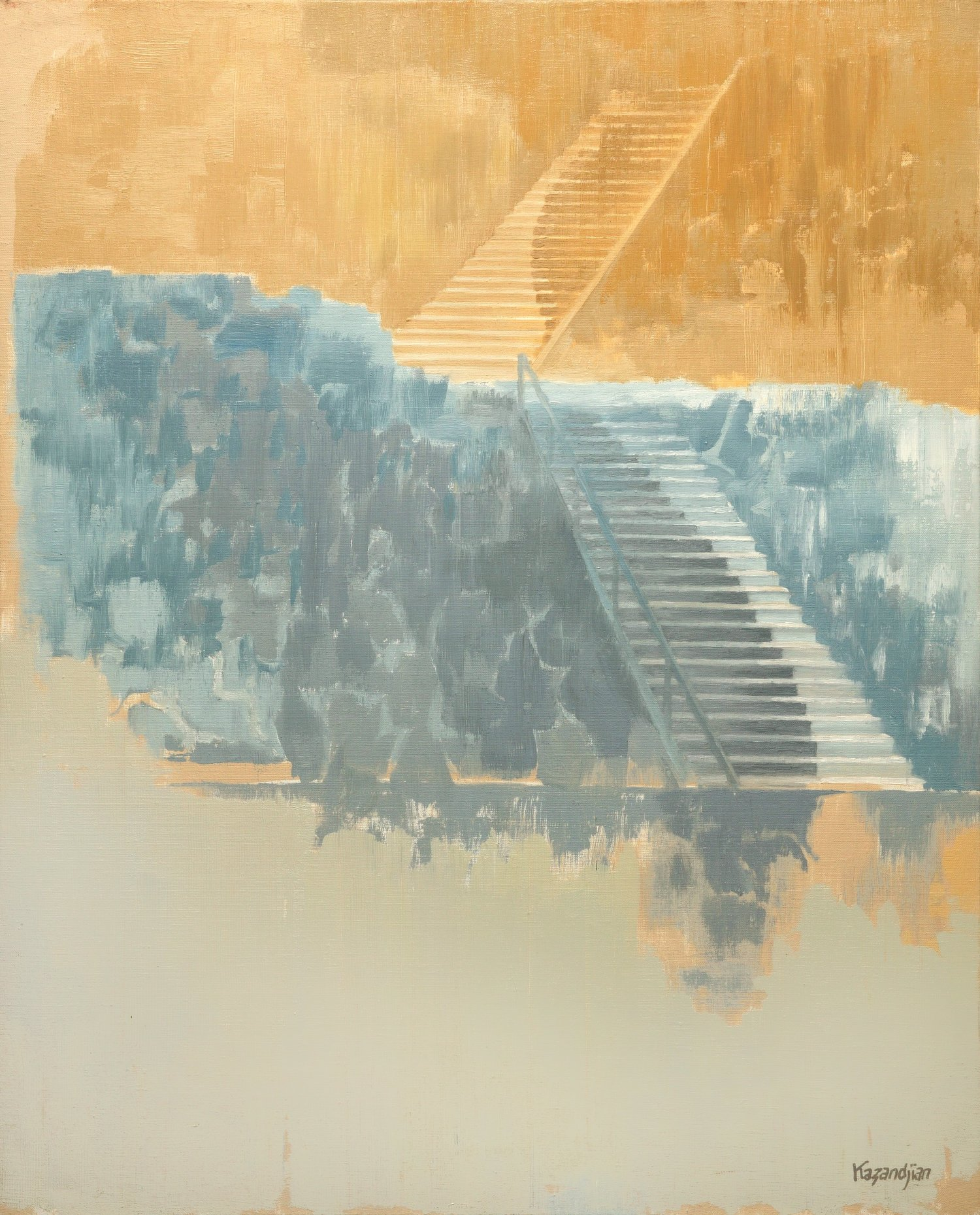 SEQUENCES- LANDSCAPE AND STAIRCASE