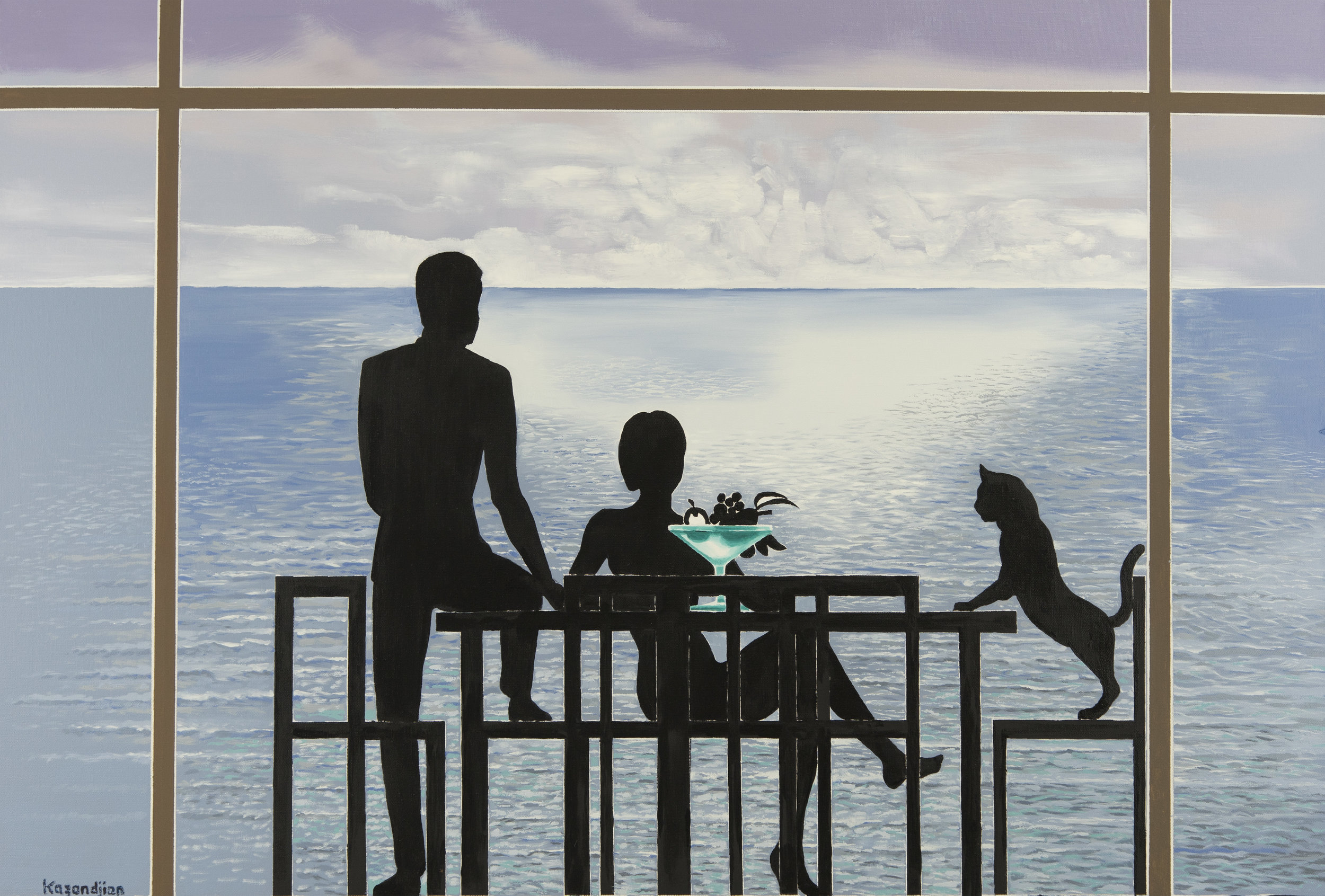 FAMILY WITH OCEAN VIEW
