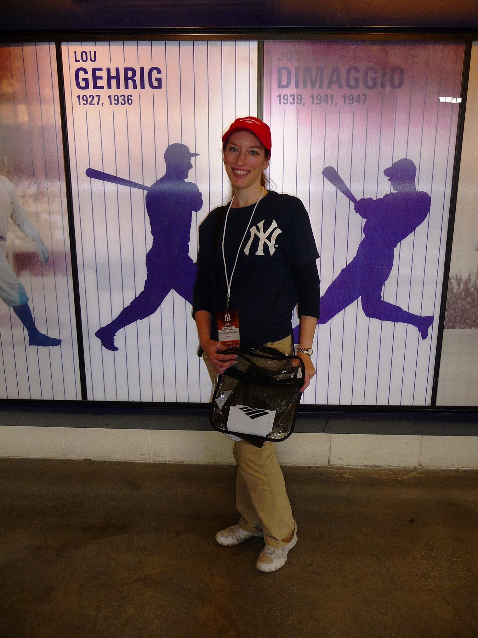 Bank of America at Yankee Stadium